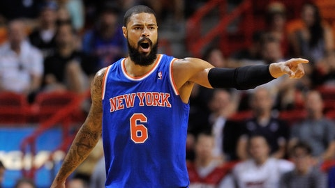 Worst of 2011: Tyson Chandler, C, Knicks