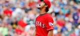 Darvish returns to form in Rangers win