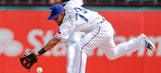 Bad bounces foil Rangers' attempt to sweep Twins