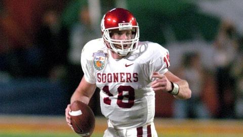 Oklahoma QB Jason White, 2003 winner