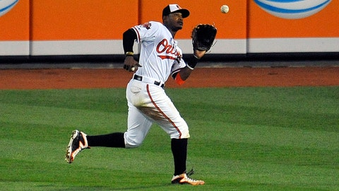 Adam Jones, OF, Orioles