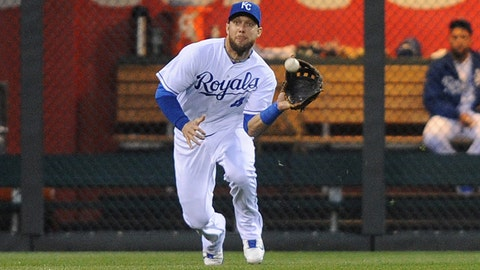 Alex Gordon, OF, Royals