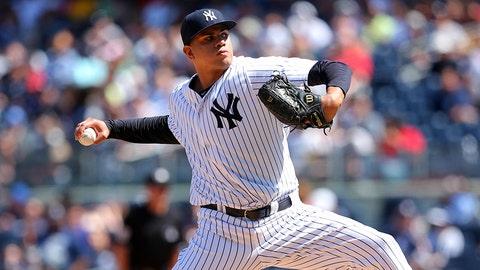 Dellin Betances, RP, Yankees