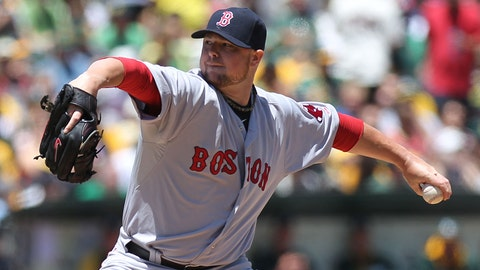 Jon Lester, SP, Red Sox