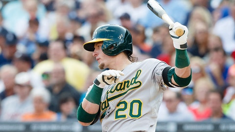 Josh Donaldson, 3B, Athletics