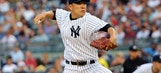 Yankees ace Tanaka has first bullpen session since elbow injury