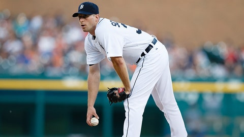 Max Scherzer, SP, Tigers