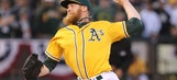 Success on the mound is all in the hands for A's closer Doolittle