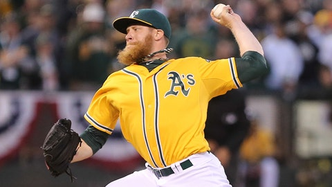 Sean Doolittle, RP, Athletics