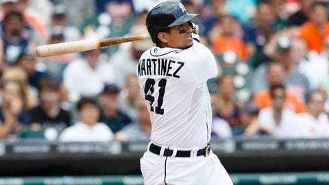 Victor Martinez, DH, Tigers