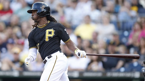 Andrew McCutchen, OF, Pirates
