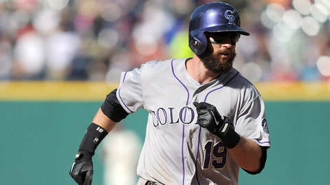 Charlie Blackmon, OF, Rockies
