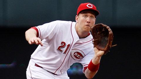 Todd Frazier, 3B, Reds