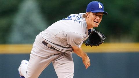 Zack Greinke, SP, Dodgers