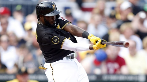 Josh Harrison, OF, Pirates