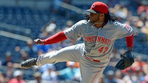 Johnny Cueto, SP, Reds