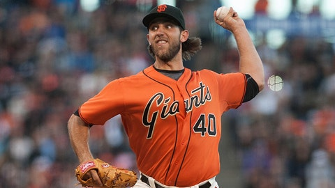 Madison Bumgarner, SP, Giants