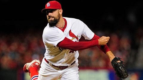 Pat Neshek, RP, Cardinals