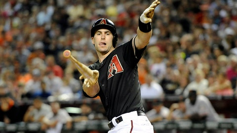 Paul Goldschmidt, 1B, Diamondbacks
