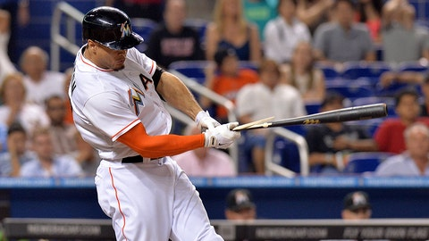 Giancarlo Stanton, OF, Marlins