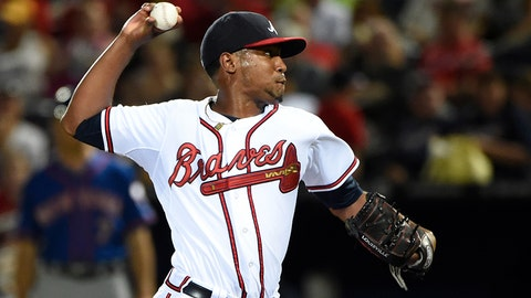 Julio Teheran, SP, Braves