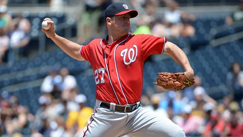 Jordan Zimmermann, SP, Nationals