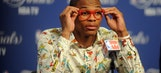 Westbrook collaborates with Barney's on fashion foray