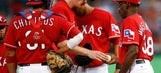 Things get away from Rangers in sixth