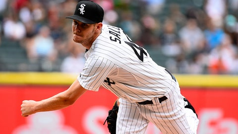 Final Vote winner: Chris Sale, SP, White Sox
