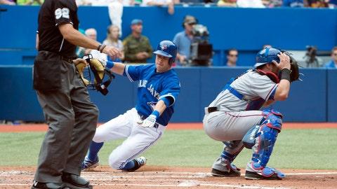 15. Toronto Blue Jays