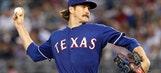 Mikolas pitches Rangers past sloppy Yankees