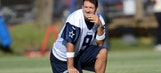 Romo to skip full-pad session for 1st time at camp