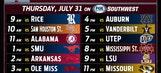 FOX Sports Southwest to air Texas A&M No Huddle marathon
