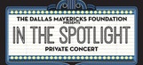 'In The Spotlight' featuring Aloe Blacc – Sept. 28