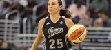 WNBA star Hammon hired as Spurs assistant coach