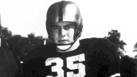 Army RB Felix 'Doc' Blanchard, 1946 winner