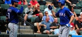 Rosales hits 2 HRs, leads Rangers over White Sox