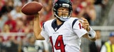 Texans struggle in preseason loss to Cardinals