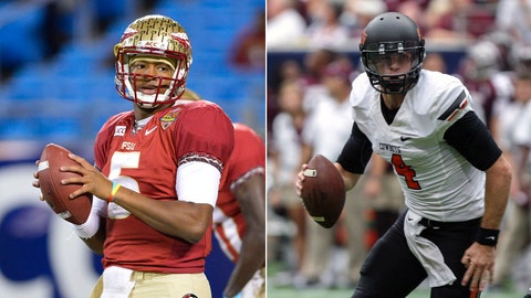 No. 1 Florida State vs. Oklahoma State, Saturday, 8 p.m. ET, ABC