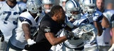 Cowboys, Raiders brawl during joint practice