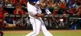 Beltre's four hits set the tone, but Rangers' rally falls short