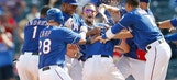 Young Rangers bullpen findings its groove