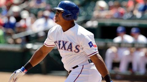 Adrian Beltre, 3B, Rangers