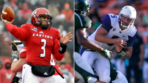 Eastern Washington at Washington, Saturday, 3:05 p.m. ET, Pac-12 Network