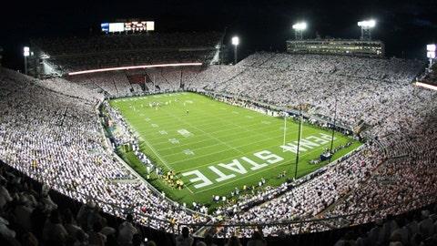 Beaver Stadium – 106,572