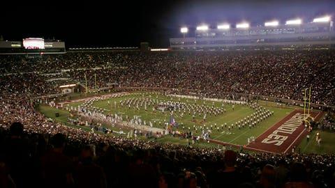 Doak Campbell Stadium – 82,300