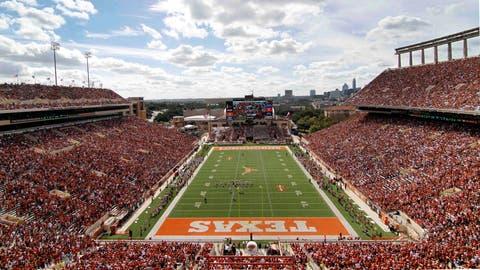 Darrell K. Royal-Texas Memorial Stadium – 100,119