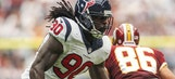 Report: Clowney tells teammate he stepped in 'hole' when he hurt knee