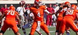 J.W. Walsh proves he can spread the field as passer in Bedlam defeat