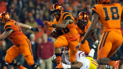 Oregon State (95 points)